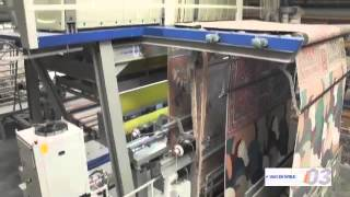 UCi03 VANDEWIELE Carpet Weaving Machine