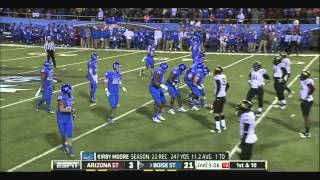 Will Sutton vs Boise State (2011)