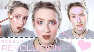 Video TESTING MAKEUP REVOLUTION | Sophie Louise MP3, 3GP, MP4, WEBM, AVI, FLV Juli 2018