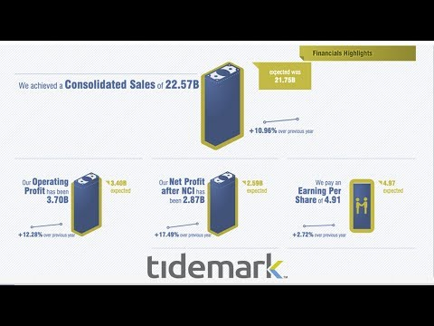 Tidemark Financial Consolidation