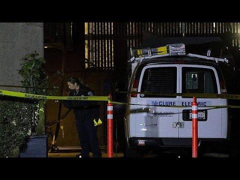 ΗΠΑ: Υπέκυψε ο ένοπλος ληστής της στέγης