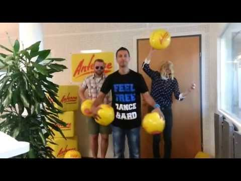 Flashmob-Training für den Badespass 2013