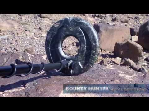 Bounty Hunter Commando Metal Detector How To Operate and Instructional Video