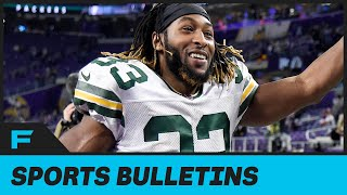 Packers' Aaron Jones Playing Video Games While GF Was In Labor Starts HUGE Debate On Social Media by Obsev Sports
