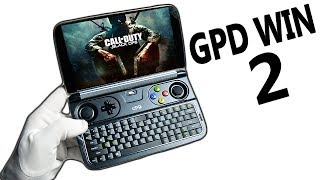 WORLDS SMALLEST AAA GAMING LAPTOP! Unboxing GPD WIN 2 Call of Duty Black Ops Gameplay