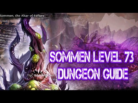 Order and Chaos online - Sommen Dungeon Guide - Level 73