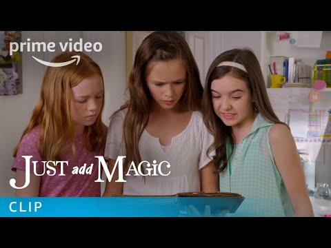 Just Add Magic - Exclusive: Episode 1 (Full Episode) | Prime Video Kids
