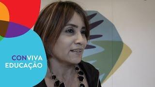 CONVIVA EDUCAÇÃO - Depoimento Marlete Silva