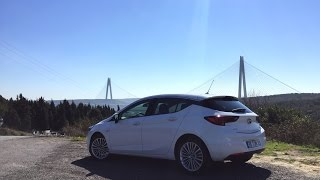 Opel Astra CDTI 6AT bu haftaki konuğum oldu! Astra aslında VW Golf'ün en büyük rakibi ve bu videoda da onu anlatıyorum.Şimdiden iyi seyirler...Videoyu izledikten sonra beğenmeyi, yorum yapmayı ve imkanınız olursa sosyal medya hesaplarınızda paylaşmayı unutmayın!Kurgu : 36 Mediawww.fatihinotomobilleri.comwww.instagram.com/sfatihtanwww.instagram.com/fatihinotomobilleriwww.facebook.com/fatitanwww.twitter.com/sfatihtan