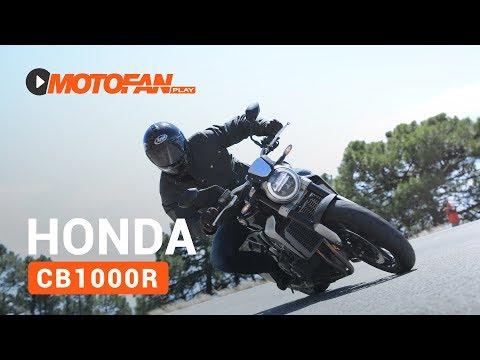 Vídeos de la Honda CB 1000 R