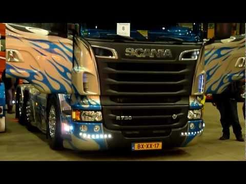 Nima Transport - Scania R730 V8