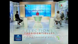 Fil rouge spécial élection du 12 Décembre 2019 en Algérie- Canal Algérie