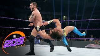 Nonton Austin Aries vs. Tony Nese: WWE 205 Live, March 7, 2017 Film Subtitle Indonesia Streaming Movie Download