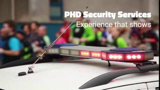 Now you can afford the best- PHD Security Services