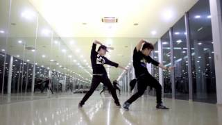 DNCE Toothbrush - (Max Wrye Cover) Dance cover by Kenny & Nick (Studio Version) Video