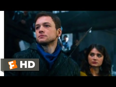 Robin Hood (2018) - This Is Our Crusade Scene (7/10) | Movieclips