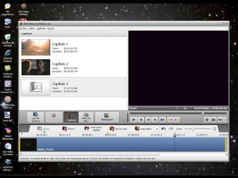 Como editar en AVS video remaker