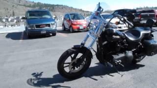 3. 2010 Harley Davidson FXDB Dyna Street Bob