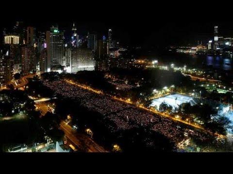 Διαδηλώσεις μνήμης 27 χρόνια μετά την εξέγερση της πλατείας Τιεν Αν Μεν
