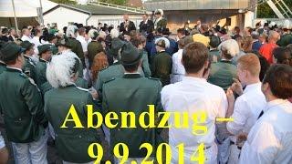 Schützenfest Düsseldorf Hamm 20140909 Abendzug
