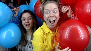 these balloons must go! by GRAV3YARDGIRL