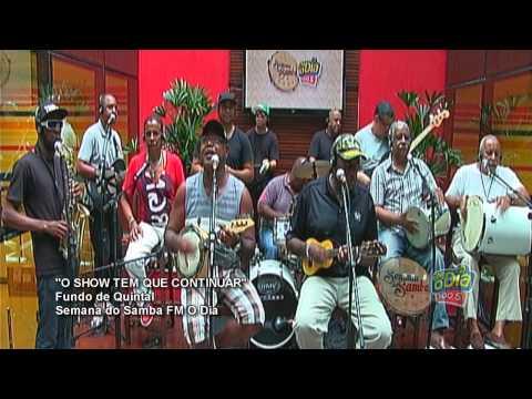 Vídeo: Fundo de Quintal – O show tem que continuar