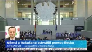 Řecko v Německém spolkovém sněmu