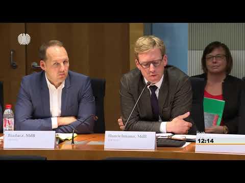 Bundestag - 11. Juni - Petitionsausschuss zur Cannabis-Legalisierung und Abmahnwesen