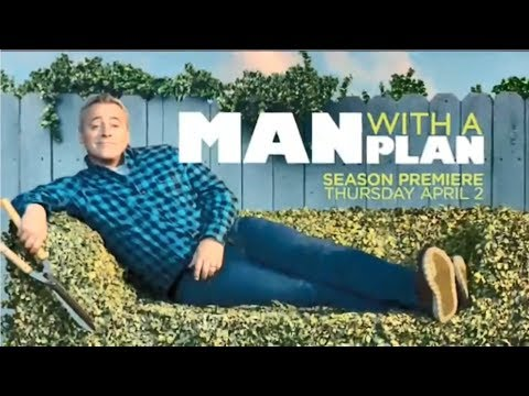 Man With A Plan Season Four Promo