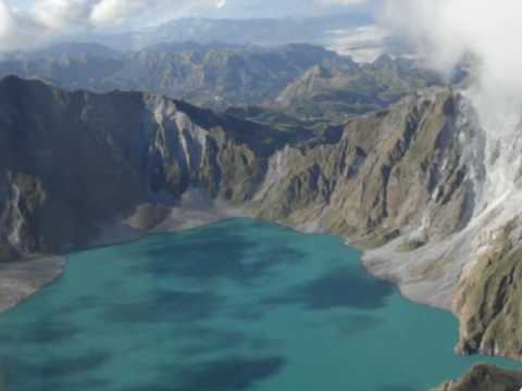 Mt Pinatubo Tours From Angeles