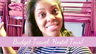 London (United Kingdom) Hostel Tour  | Hospitals to Hostels Mini Vlog 2