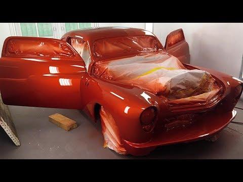 1950 Mercury Eight Coupe \