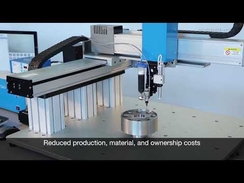 Nordson EFD GV Series Automated Dispensing System Overview