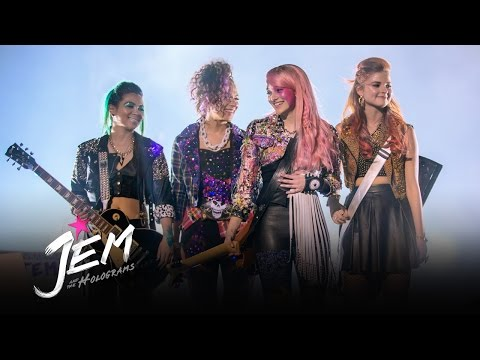 Jem and the Holograms (Featurette 'A Look Inside')