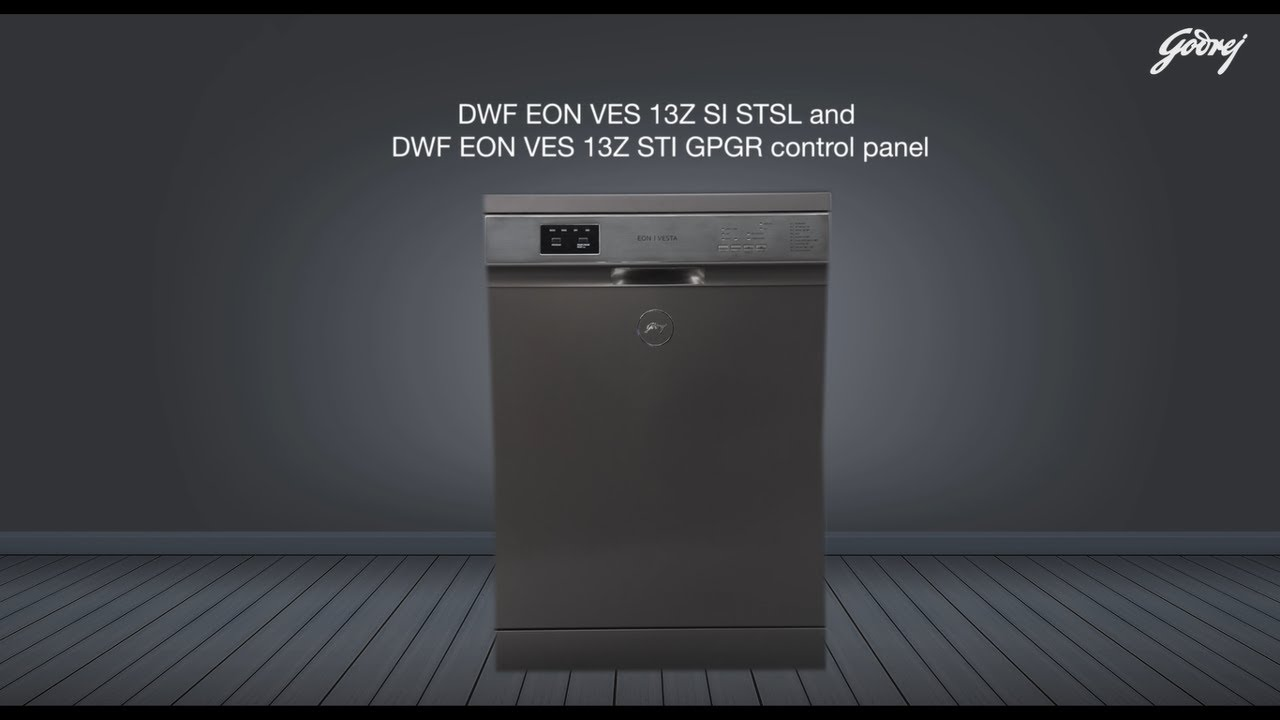 Demonstration Video for Godrej Dishwashers