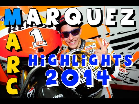 moto gp: marc marquez highlights 2014