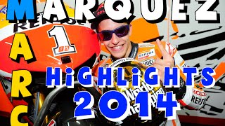 Video MARC MARQUEZ HIGHLIGHTS 2014 HD // THE BEST!! MP3, 3GP, MP4, WEBM, AVI, FLV Desember 2018