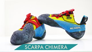 Scarpa Chimera - The Latest Performance Shoe from Scarpa - Thoughts and Review by Verticalife