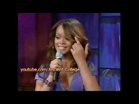 Rihanna - Pon De Replay + Interview (05) Live with Regis and Kelly