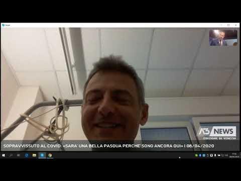 SOPRAVVISSUTO AL COVID: «SARA' UNA BELLA PASQUA PERCHE' SONO ANCORA QUI» | 08/04/2020