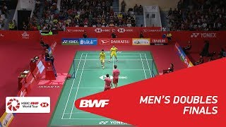 Video MD | GIDEON (INA)/SUKAMULJO (INA) [1] vs LI (CHN)/LIU (CHN) [2] | BWF 2018 MP3, 3GP, MP4, WEBM, AVI, FLV November 2018