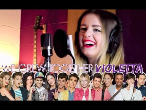 We Grew Together (Crecimos Juntos) - Violetta Cover | Tarah Keatings