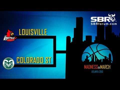 Colorado St v Louisville – NCAA Basketball Picks – NCAA Basketball Betting with Peter Loshak