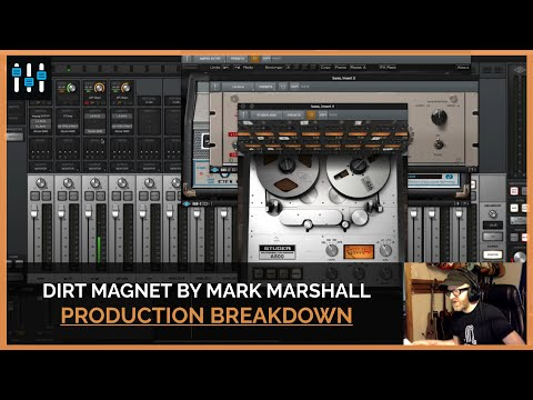 Production Breakdown: Dirt Magnet by Mark Marshall
