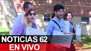 Activistas de la comunidad LG-BT levantas sus voces. – Noticias 62. - Thumbnail