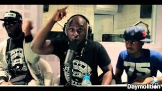 Sexion D'Assaut - Freestyle Goom Radio