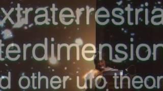 Australian UFO presentation