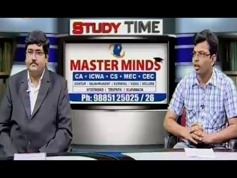 How to Clear CA Exams | Smart Study Techniques by Master minds : TV5 News