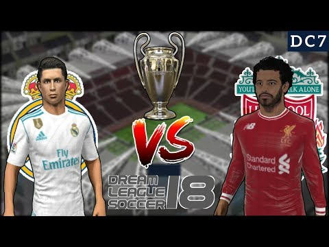 Real Madrid Vs Liverpool | UEFA Final Liga Champions | Promo | Dream League Soccer 2018 HD!