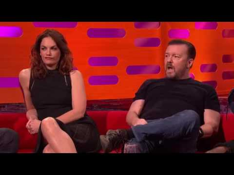 Graham Norton -  Ruth Wilson, Tom Hiddleston, Rickie Gervais